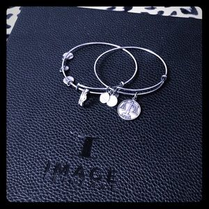 Alex & Ani - Bracelet set